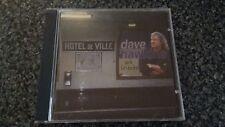 DAVE HAWKINS Hotel DeVille FullPROMO CD Signed/Autographed Celtic Folk USA