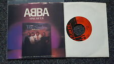 Abba - One of us 7'' Single US WITH COVER!!