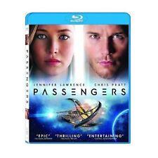 Passengers [Blu-ray],Very Good DVD, Jennifer Lawrence, Chris Pratt, Michael Shee