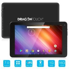 NEW 10 inch GPS Android Tablet 16GB Android 7.0 Nougat MTK Quad Core 1GB RAM