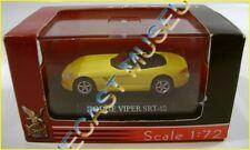 DODGE VIPER SRT-10 1:72 DIECAST W/CASE ROAD SIGNATURE YATMING RARE!!