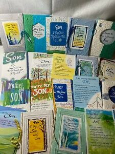 SON Blue Mountain Arts Greeting Cards all occasions SON