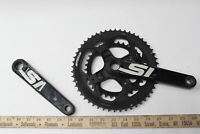 Cannondale Black SI BB30 MTB Road Bike Crankset 30t 1.446lb 175mm for 9-11 Speed