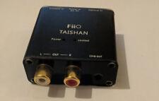 FiiO TAISHAN D03K Digital to Analog Converter S/PDIF Coaxial Optical Input