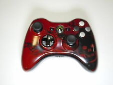 Microsoft Xbox 360 Gears of War 3 SE Wireless Controller (Case Modded Buttons)