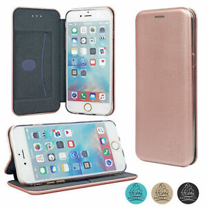 New iPhone SE Flip Case 3D Wallet Stand Protective Shock Proof Ultra Slim Cover