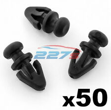 50x Ford Mondeo Door Seal Clips for Sill / Lower Rubber Weatherstrip / Gasket