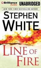 Alan Gregory: Line of Fire 19 by Stephen White (2013, CD, Abridged