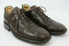 Jean Baptiste Rautureau France Brown Leather Casual Shoes Sneakers 41 EU - 8 US