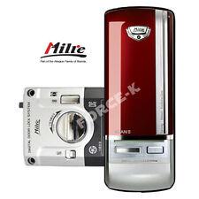 NEW Milre MI-310K Digital Door Lock Security Keyless Entry 1Way Passcode - Red