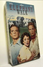 ELEPHANT WALK (VHS) Elizabeth Taylor Dana Andrews Peter Finch NEW FACTORY SEALED