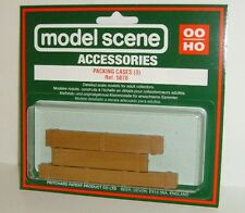 Modelscene Accessories 5070 - Packing Cases x 3 (00) - Railway Models