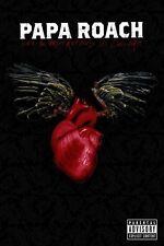"PAPA ROACH ""LIVE & MURDEROUS IN CHICAGO"" DVD NEU!!!!!!!"