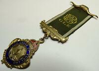 decoration franc-masson angleterre / medaille