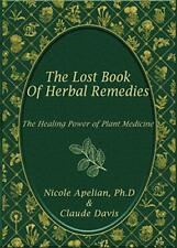 The Lost Book of Remedies ✅ P D F✅  by Claude Davis (digital download)