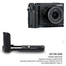 JJC Metal Camera Hand Grip Holder Bracket for Panasonic Lumix GX9 GX7 Mark III