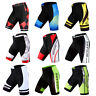 Team Cycling Shorts Gel Padded Mens Road Bike Cycle Breathable Short Pants Gifts