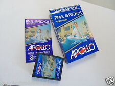 Atari 2600 Final Approach Complete Box ATARI 2600 Video Game System