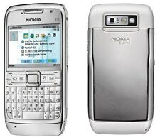 Nokia E71 WHITE Refurbished Mobile - QWERTY - 3.2MP Cam - 2.36Inch