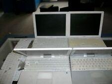 Lot of 4 Apple iBook A1005 Laptop PowerPC G3 500MHz 128MB RAM