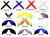 Galaxy Replacement Lenses For Oakley M Frame Strike Sunglasses Multi-Color