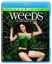 Weeds . The Complete Season 5 . Staffel Kleine Deals Unter Nachbarn . 2 Blu-ray