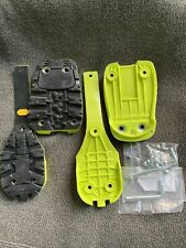 Scarpa Vibram Removeable Soles Skiing Snowboarding Winter Sports Hardware READ