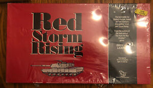 RED STORM RISING TSR WARGAME BOARDGAME BOARD GAME in Shrink Wrap