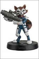 Marvel Fact Files Cosmic Special #1 Rocket Raccoon Statue & Collector Magazine
