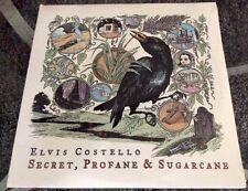 2009 Elvis Costello Secret, Profane & Sugarcane Vinyl 2 LP Set Specialty Sealed