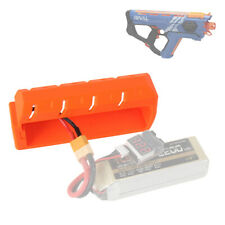 Worker Mod Extended Lipo Battery Cover 3D Printed for Rival Perses Modify Toy