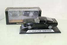Shelby Collectibles 1:18 1967 Shelby GT 500 Super Snake black OVP (JS5332)