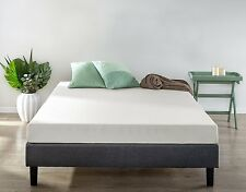 """King Size Memory Foam Mattress 6"""" Inch Thick Upholstery Topper Platform Pad Bed"""