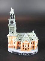 Hamburg Michaeliskirche  Polyresin Magnet Germany Deutschland Souvenir,Neu