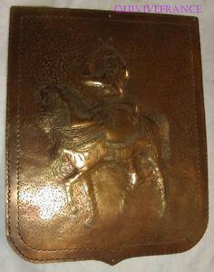 TP038 - Panneau de cuivre Timbalier du Premier Etranger de Cavalerie