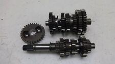1983 Honda Ascot VT500 FT VT 500 HM506B. Engine transmission gears set