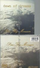 CD--PAN THY MONIUM--DAWN OF DREAMS