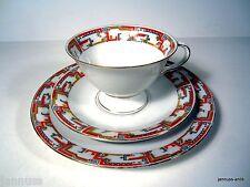 antiguo juego de café Cubertería 30 Edelstein Baviera Thea Irene elegante