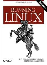 Running Linux (Essential Guide to Linux)-Matt Welsh,Matthias Kalle Dalheimer,Te
