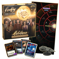 Firefly - The Game Kalidasa Rim Space Expansion-GF9FIRE012-GALE FORCE 12