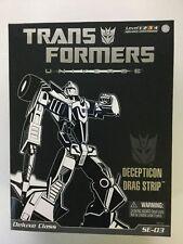 Transformers Universe Deluxe Class Drag Strip SE-03