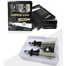KIT FARO LED H7 DIGITALE LAMPADA  XENON CREE FULL 12V 24V CON CODA  t1