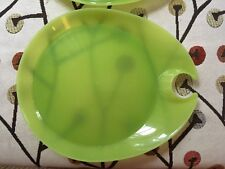 Bodum Picnic Plate With Drink Holder Green Denmark