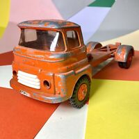 VINTAGE TRI-ANG TOYS JUMBO SERIES AUSTIN LORRY Missing Back, Hard To Find