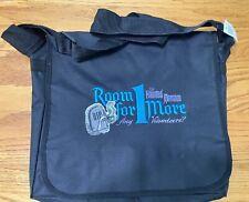 Disney Haunted Mansion Room For One More Messenger Bag/ Pin Storage