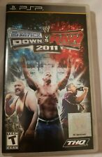 Wwe Smackdown vs Raw 2011 GH (Sony PSP Playstation Portable) Complete