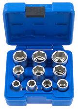 Steckschlüssel Satz 1/2 Zoll Werkzeug Satz Nusskasten Steck Nüsse Set Einsätze
