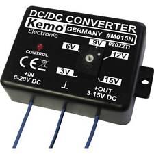 Module Convertisseur Réglable Kemo M015n (kit Monté) Entrée 6 - 28 V/dc sortie