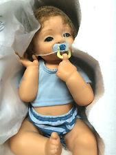 "Masterpiece Gallery FULL BODY PORCELAIN Doll 15"" Cuddle Bugs Pamela Erff #169"