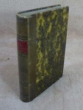 ETUDES ET LECTURES SUR LES SCIENCES D'OBSERVATION BABINET MAILLET-BACHELIER 1857